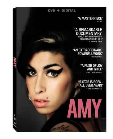 Amy (2015 film) Scene Heard AV AMY Amy Winehouse Doc Set for December DVDBD