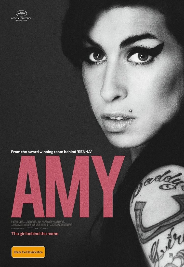 Amy (2015 film) Amy 2015 Asif Kapadias intoxicating documentary showcasing the