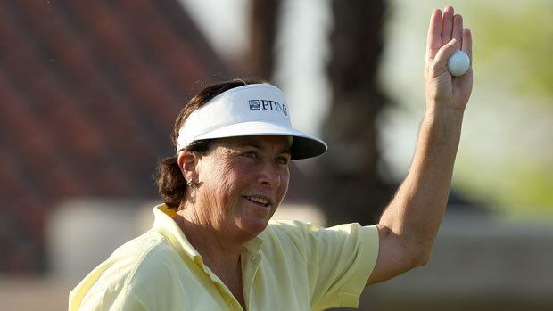 Amy Alcott Golfing legend Amy Alcott pairs up with City of Hope