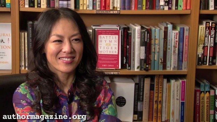 Amy Chu Amy Chua Interview YouTube