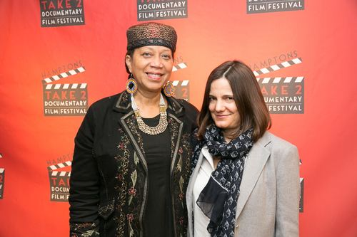 Amy Hobby HT2FF 2015 Hamptons Take 2 Documentary Film Festival HT2FF