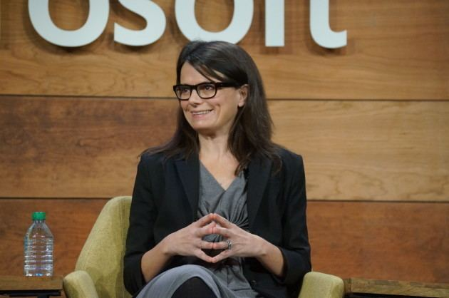 Amy Hood Microsoft CFO Amy Hood on Progression vs Perfection Finding Mastery