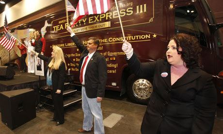 Amy Kremer Amy Kremer takes her Tea Party Express from coast to coast