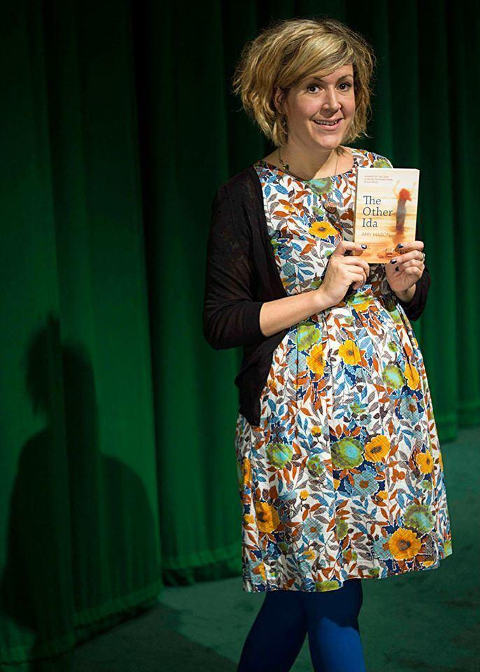 Amy Mason Author interview Amy Mason Jane Davis Author of Halftruths and