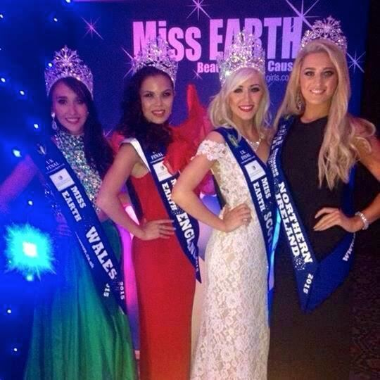 Amy Meisak United Kingdom at Miss Earth Missosology