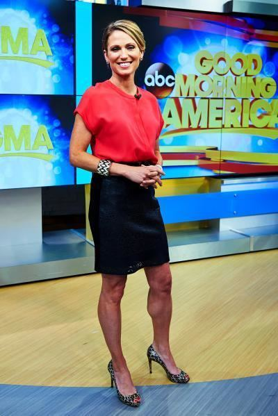 Amy Robach Amy Robach of 39Good Morning America39 details breast cancer