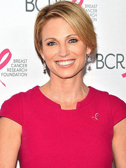 Amy Robach Amy Robach on Cancer Battle a Year After Diagnosis