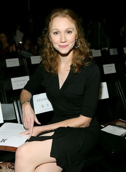 Amy Sloan Amy Sloan Pictures Kevan Hall Front Row MBFW At