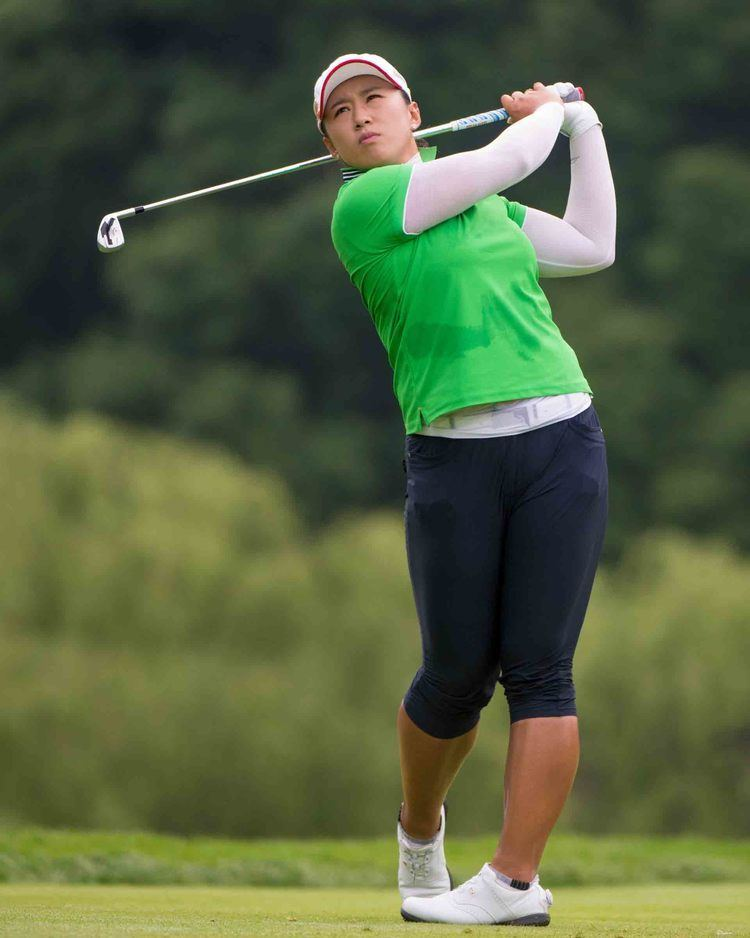 Amy Yang Choi Nayeon Amy Yang lead S Koreans at US Womens Open