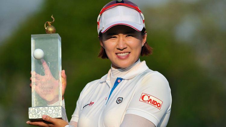 Amy Yang Amy Yang Wins the 2015 Honda LPGA Thailand LPGA Ladies