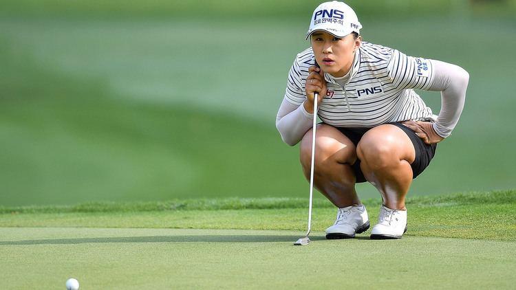 Amy Yang Yang in control at rainsoaked LPGA Thailand GOLFcom