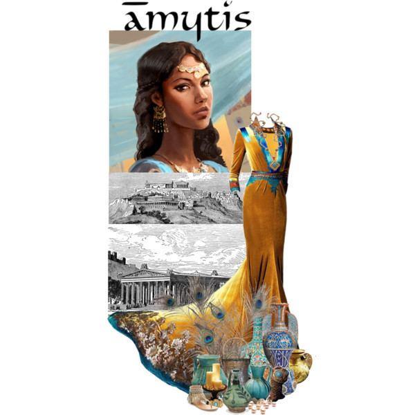 Amytis of Media Amytis of Media Polyvore