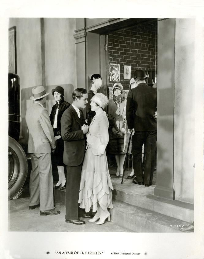An Affair of the Follies An Affair of the Follies 1927