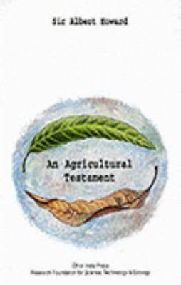 An Agricultural Testament t1gstaticcomimagesqtbnANd9GcSQqIjwrKFKPhLiTc