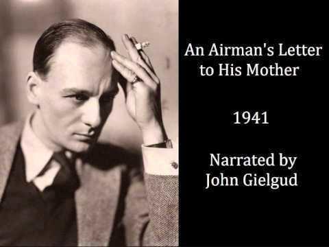 An Airman's Letter to His Mother httpsiytimgcomviSTxjFPVfRshqdefaultjpg