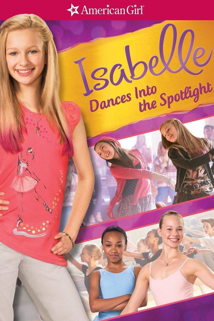 An American Girl: Isabelle Dances Into the Spotlight wwwgstaticcomtvthumbmovieposters10759500p10