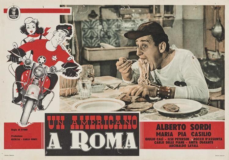 An American in Rome Un americano a Roma An American in Rome Album on Imgur