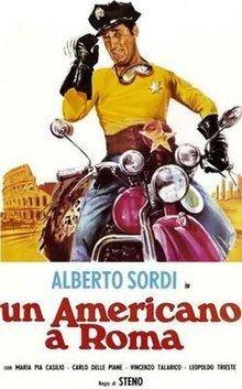 An American in Rome httpsuploadwikimediaorgwikipediaenthumb6