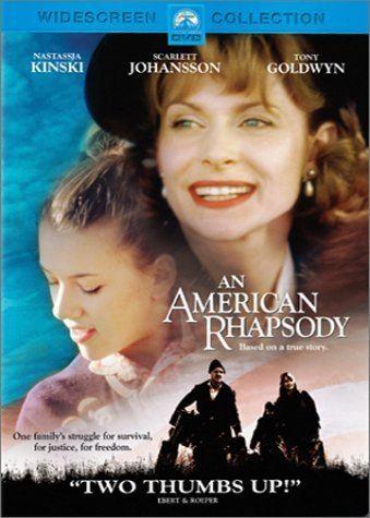 An American Rhapsody Amazoncom An American Rhapsody Nastassja Kinski Scarlett