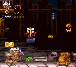 An American Tail: Fievel Goes West (video game) American Tail An Fievel Goes West USA ROM lt SNES ROMs Emuparadise