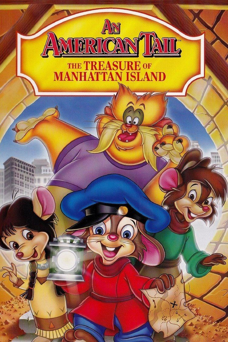 An American Tail: The Treasure of Manhattan Island wwwgstaticcomtvthumbmovieposters25110p25110