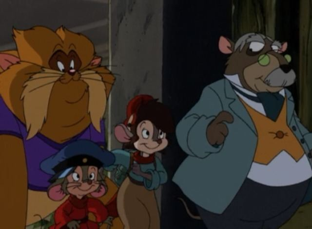 An American Tail: The Treasure of Manhattan Island An American Tail The Treasure of Manhattan Island 1998 Cinema Cats