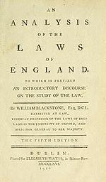 An Analysis of the Laws of England uploadwikimediaorgwikipediacommonsthumb339