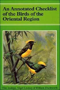 An Annotated Checklist of the Birds of the Oriental Region httpsuploadwikimediaorgwikipediaen22cOBC