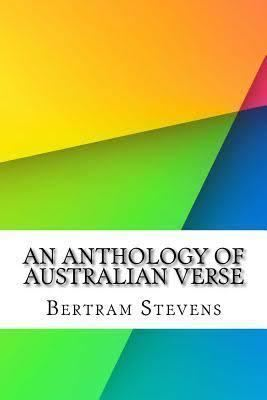 An Anthology of Australian Verse t0gstaticcomimagesqtbnANd9GcQbKISwYTAhrYa9r