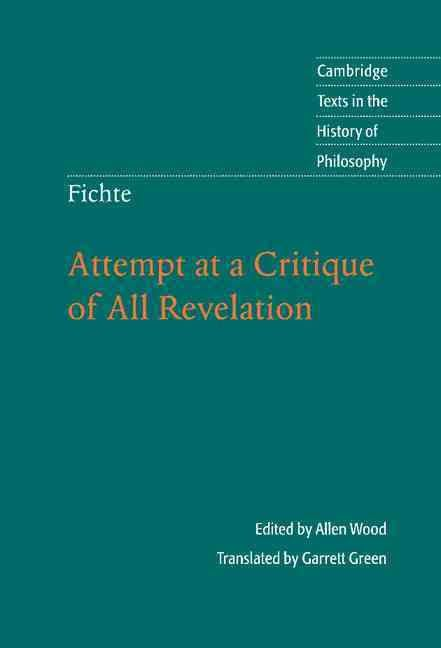An Attempt at a Critique of All Revelation t0gstaticcomimagesqtbnANd9GcTK2GpIPQC9nLXf3S