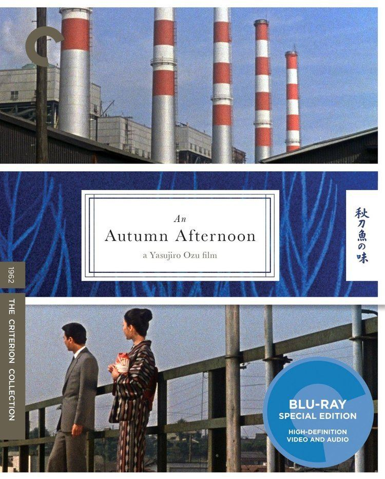 An Autumn Afternoon An Autumn Afternoon Bluray Review Slant Magazine