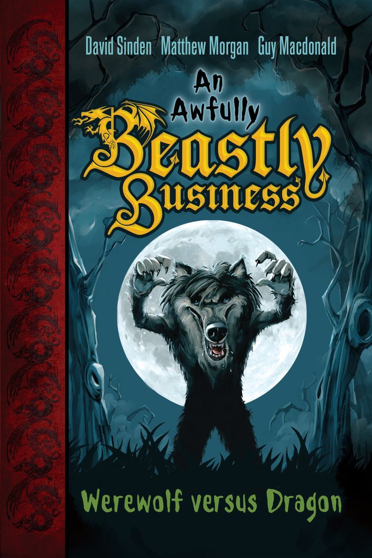 An Awfully Beastly Business Simon amp Schuster