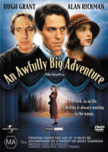An Awfully Big Adventure Awfully Big Adventure An 1995
