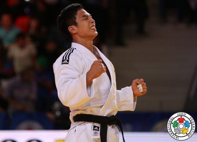 An Baul JudoInside News Korean An Baul favourite for Olympic title