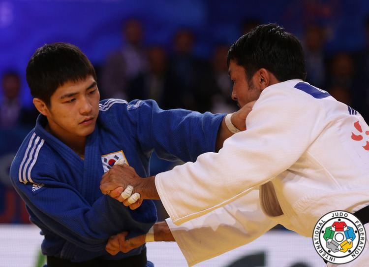 An Chang-rim JudoInside News Japanborn An ChangRim aims to lift Korea at