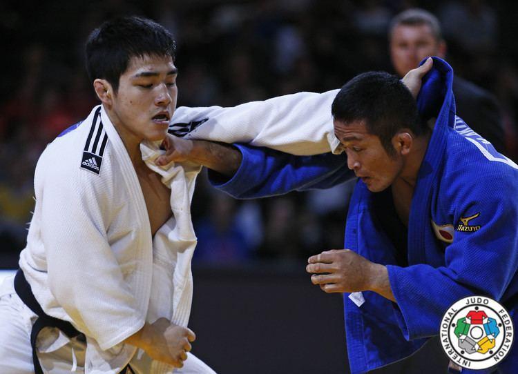 An Chang-rim JudoInside News Paris victory by An ChangRim brings Korea back
