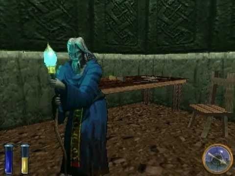 An Elder Scrolls Legend: Battlespire An Elder Scrolls Legend Battlespire pt1 Intro Character