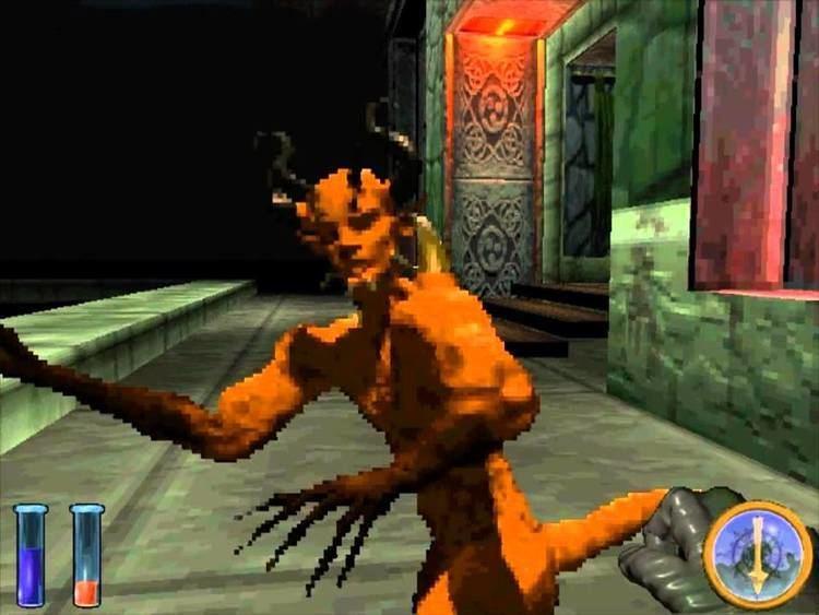 An Elder Scrolls Legend: Battlespire An Elder Scrolls Legend Battlespire pt6 Level 3 The Soul