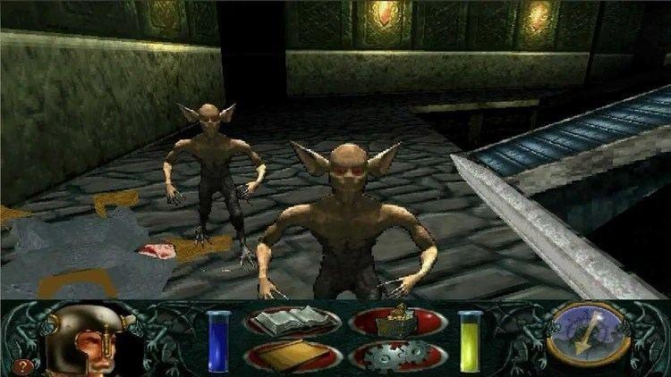 An Elder Scrolls Legend: Battlespire An Elder Scrolls Legend Battlespire YouTube