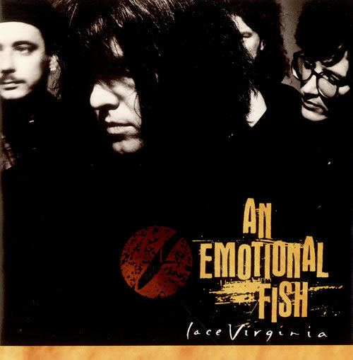 An Emotional Fish An Emotional Fish Lace Virginia UK 7quot vinyl single 7 inch record