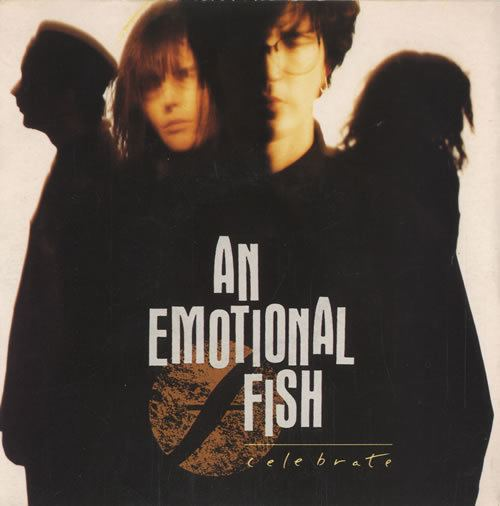 An Emotional Fish An Emotional Fish Celebrate UK 7quot vinyl single 7 inch record 512072