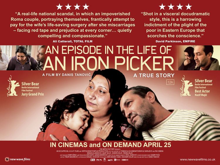 An Episode in the Life of an Iron Picker New Wave Films New Releases