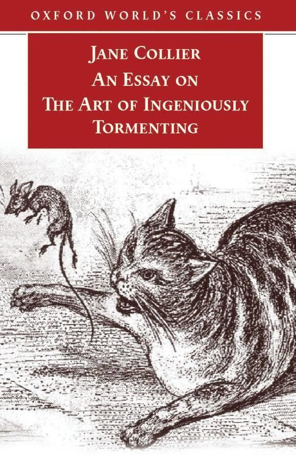 An Essay on the Art of Ingeniously Tormenting t3gstaticcomimagesqtbnANd9GcR81N8LM94HvjeF