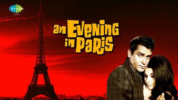 Akele Akele Revival Mohd Rafi An Evening In Paris 1967 YouTube