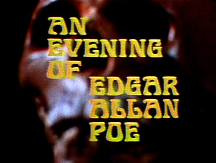 An Evening of Edgar Allan Poe 13 AN EVENING OF EDGAR ALLAN POE Les Baxter Vincent Price 1970