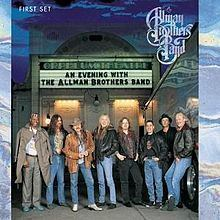 An Evening with the Allman Brothers Band: First Set httpsuploadwikimediaorgwikipediaenthumb7