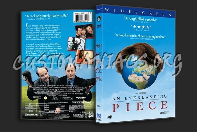 An Everlasting Piece An Everlasting Piece dvd cover DVD Covers Labels by Customaniacs