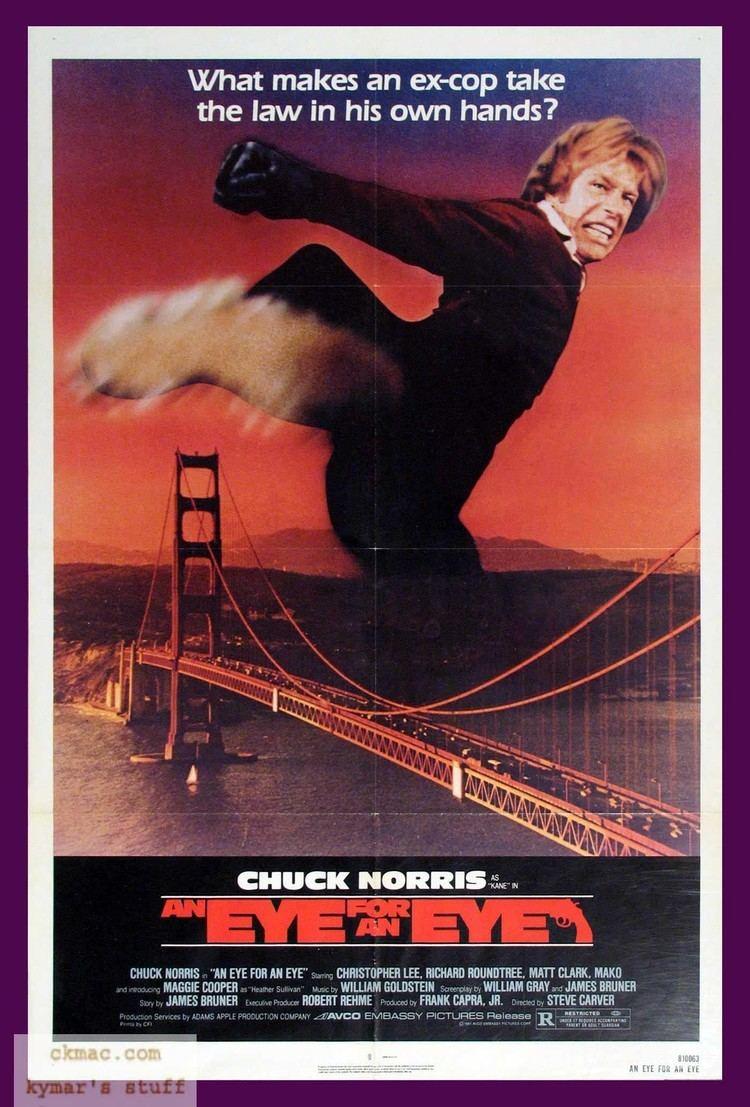 An Eye for an Eye (1981 film) An Eye for an Eye 1981 starring Chuck Norris on Antenna TV 3