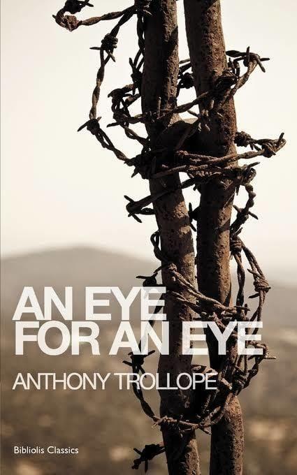 An Eye for an Eye (novel) t1gstaticcomimagesqtbnANd9GcRSwyXy5DFA1yMoz