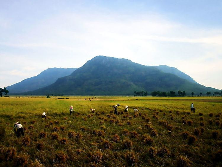 An Giang Province Beautiful Landscapes of An Giang Province